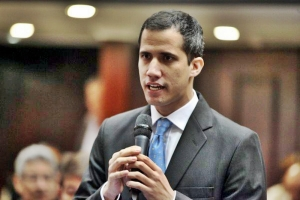Guaidó descartó una guerra civil